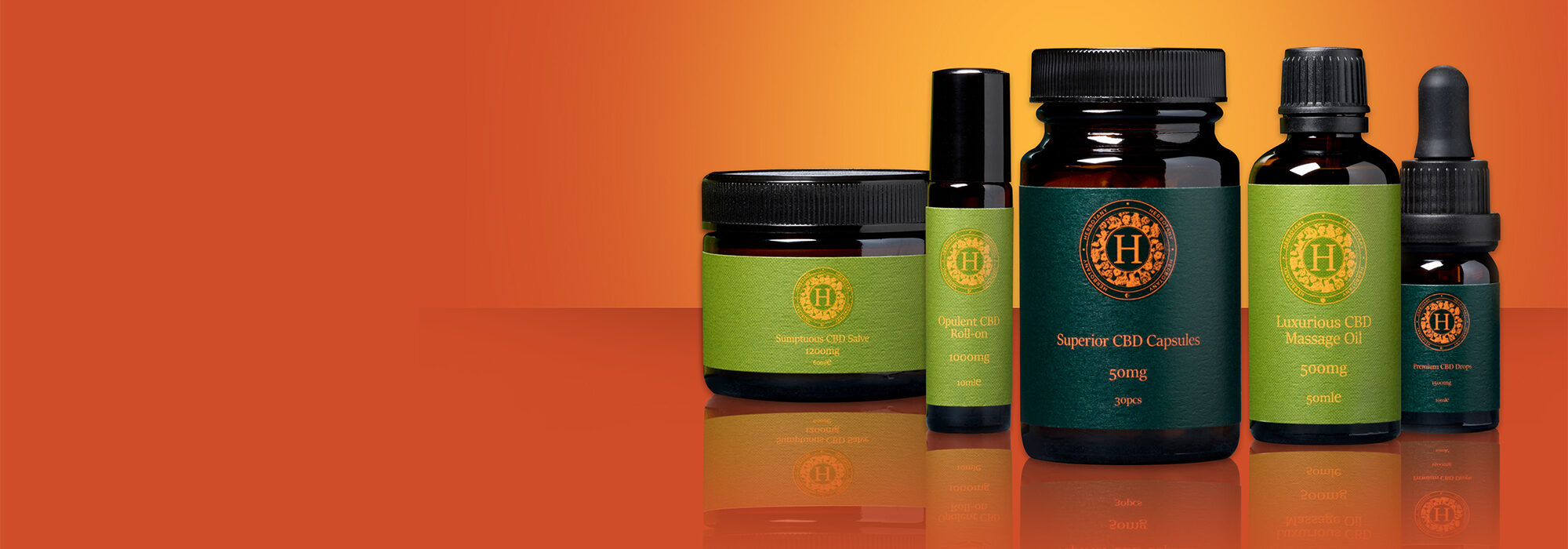 Herbotany Health products